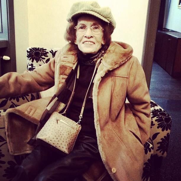 My granma, Magda Gregorova